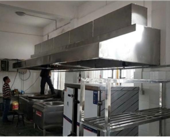 厨房排烟工程