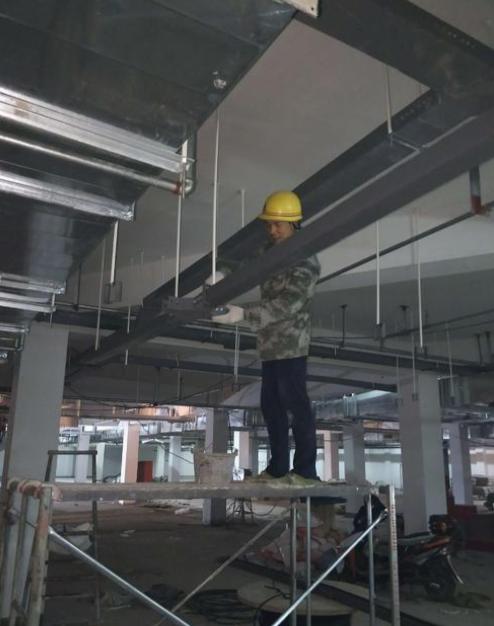 地下室通风工程