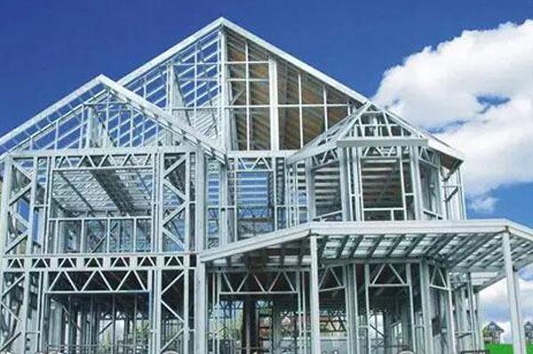 杭州鋼結構設計選型與布置的簡單思考