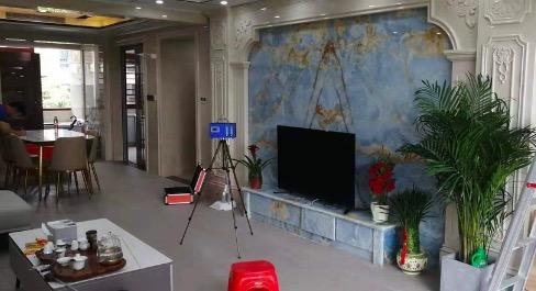 厦门新房甲醛检测、厦门测甲醛、新房甲醛检测、宝嘉誉园140平