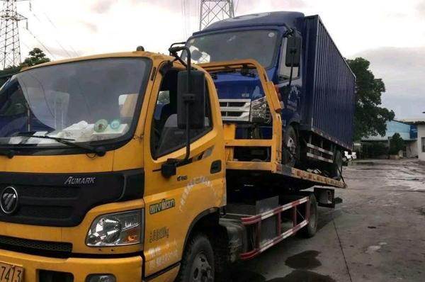 平果市道路救援拖车收费标准?