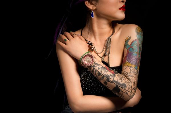 如何让纹身的色彩更鲜艳?厦门湖里纹身讲解