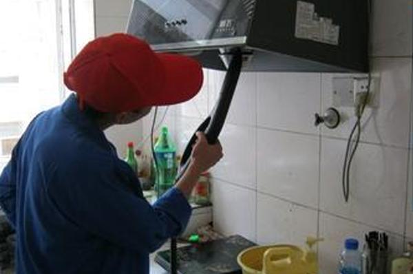 广州家庭厨房保洁