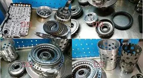 自动变速箱维修
