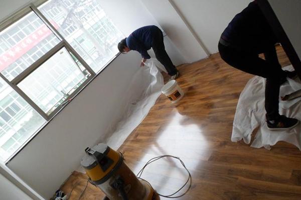 广州新房开荒保洁服务