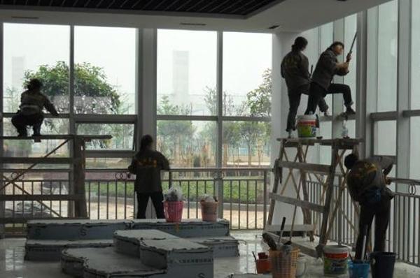 广州展会开荒保洁