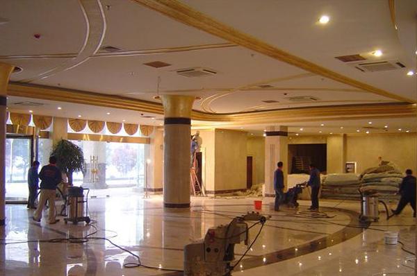 广州酒店石材翻新