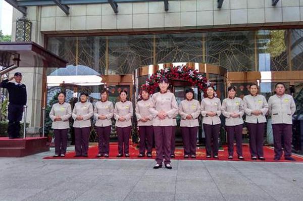 广州保洁公司日常工作管理制度的实施方法