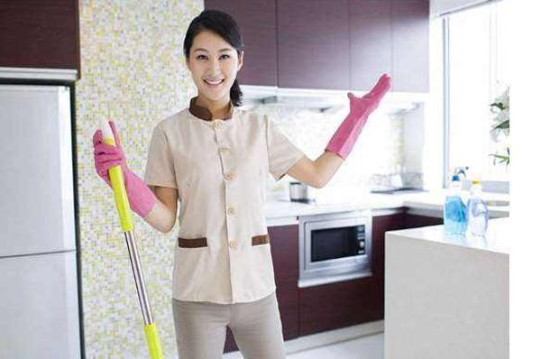 广州日常生活保洁应注意的问题