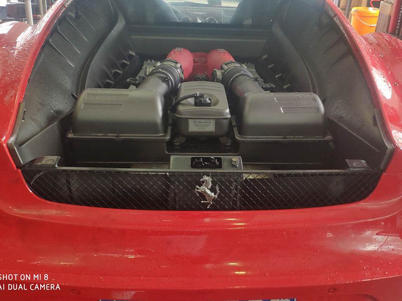 法拉利自动变速箱维修