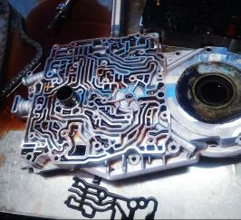 寶馬X1自動變速箱維修:頓挫、鎖檔