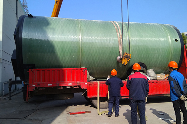 南平一体化预制泵站它是高度集成的系统