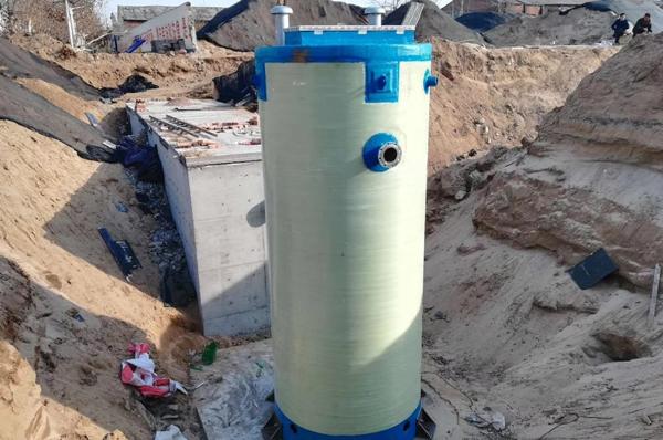 南平一体化预制泵站