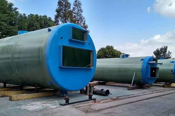 南平一体化预制泵站厂家