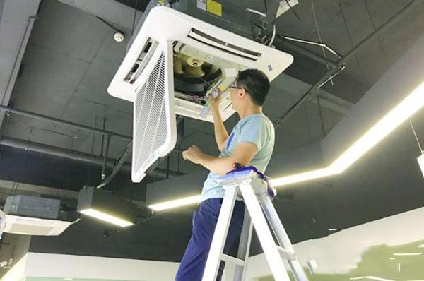 广州空调清洗的重要性