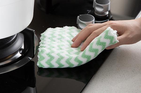 广州保洁公司对抹布使用方法