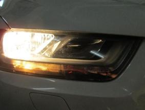 奥迪Q3升级原厂16款大灯尾灯总成