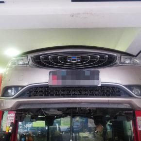 吉利汽车自动变速箱维修:打滑、冲击、无高速档