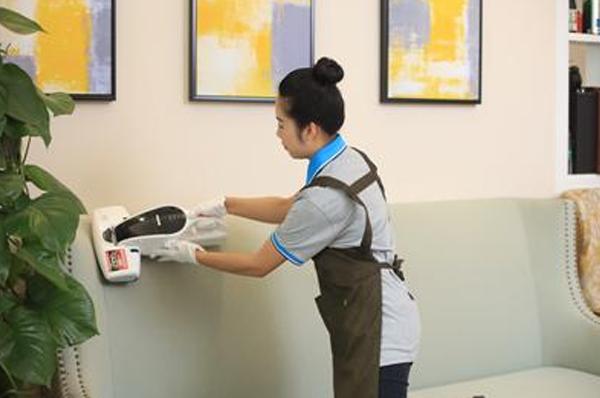 广州保洁公司在做居家保洁应注意哪些