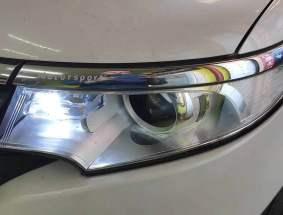 福特锐界车灯升级