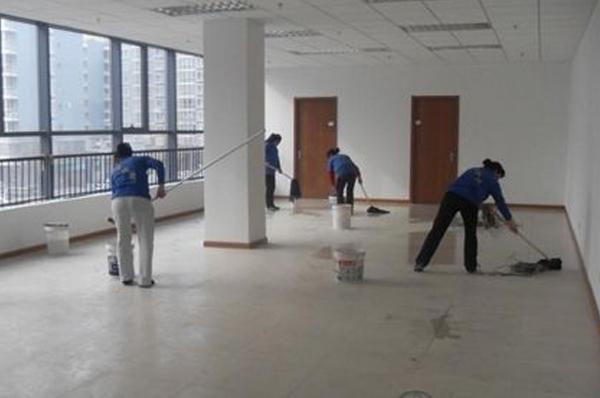 广州写字楼开荒保洁