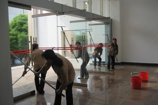 广州办公楼开荒保洁