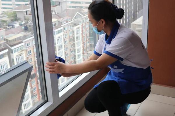 广州保洁公司需要注意这四点