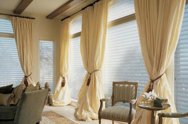 室内常用装饰物存在的污染问题:窗帘篇