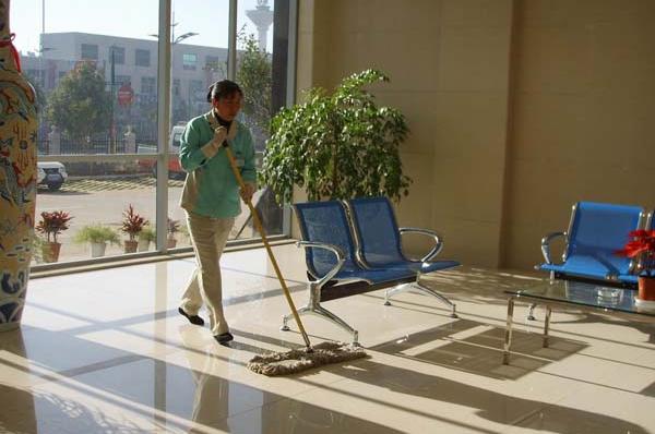 广州清洁行业未来的发展解析